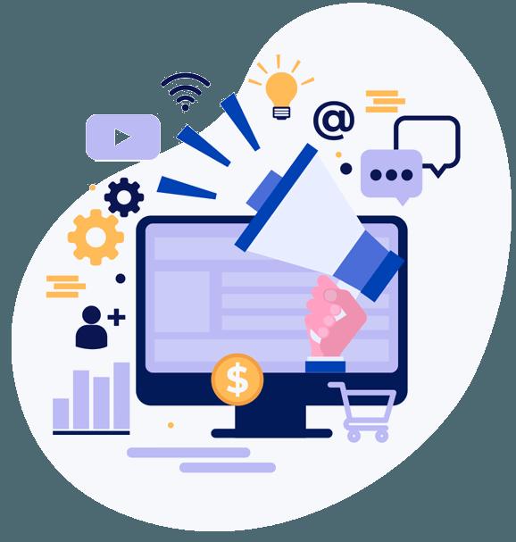 online marketing service